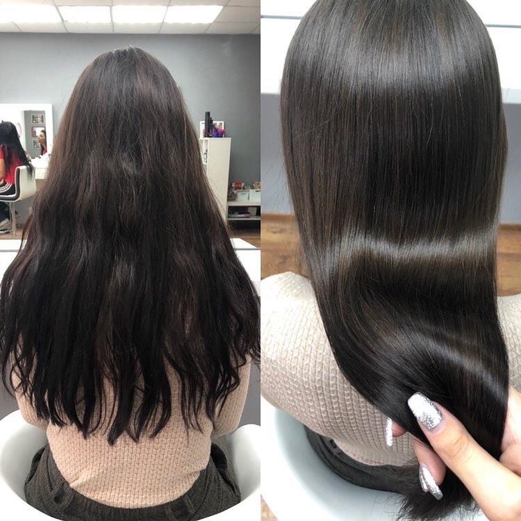 Что такое ботокс для волос, что дает процедура, и как ее проводят?
