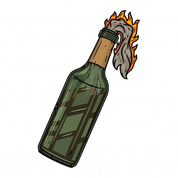 Кто придумал «коктейль молотова»? - об истории - увлекательно