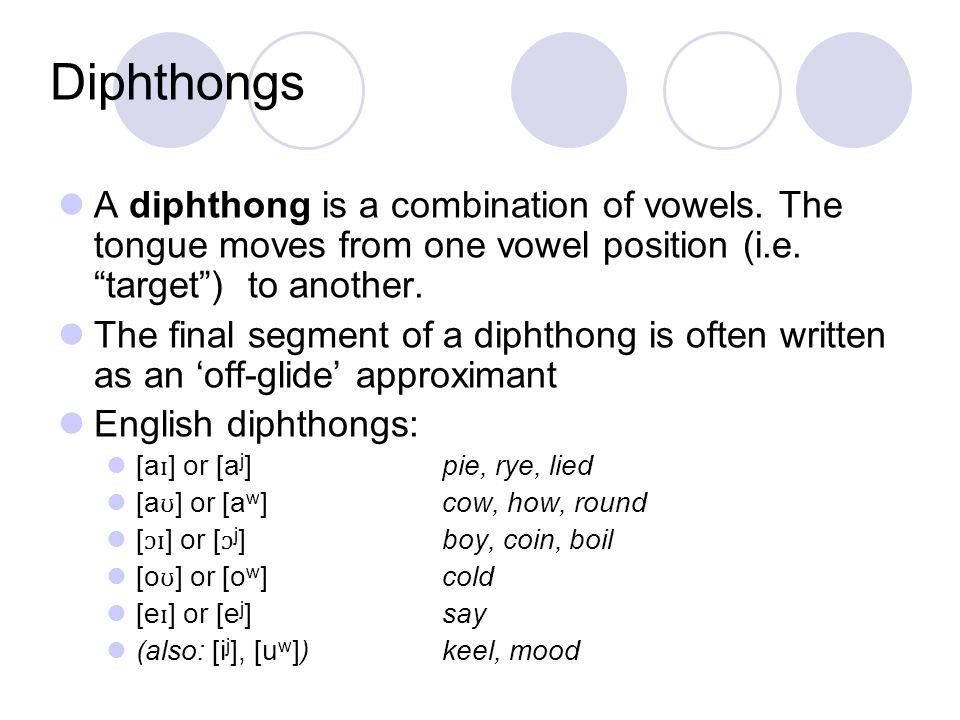 Дифтонг