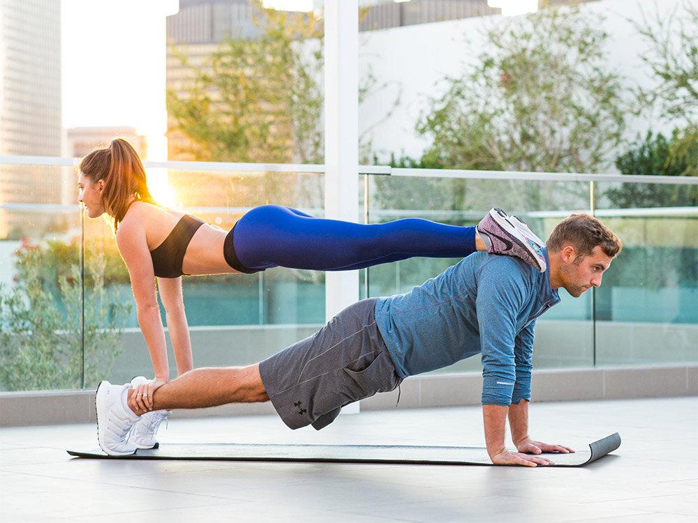 Как правильно делать планку для похудения: советы и рекомендации для начинающих