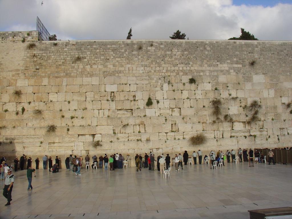 Стена плача - история, записки на стену, советы по посещению - как добраться