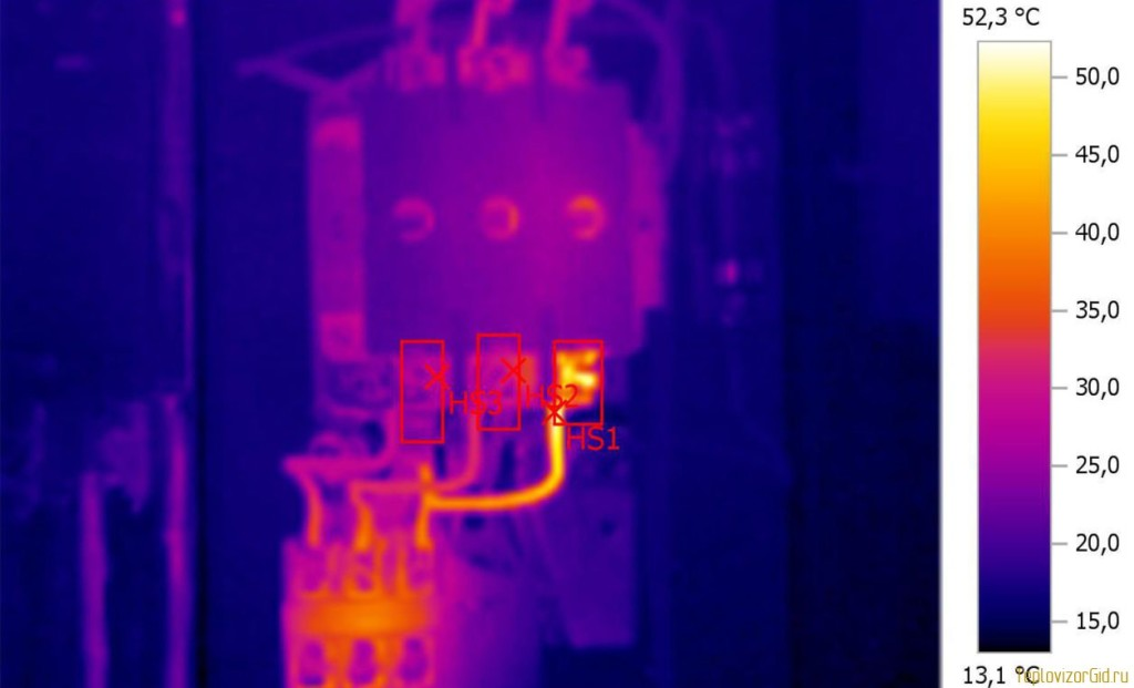 10 тепловизоров для дронов и как работает тепловизионная съемка - совзонд