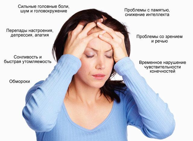 Цереброваскулярная болезнь: 10 причин развития недуга