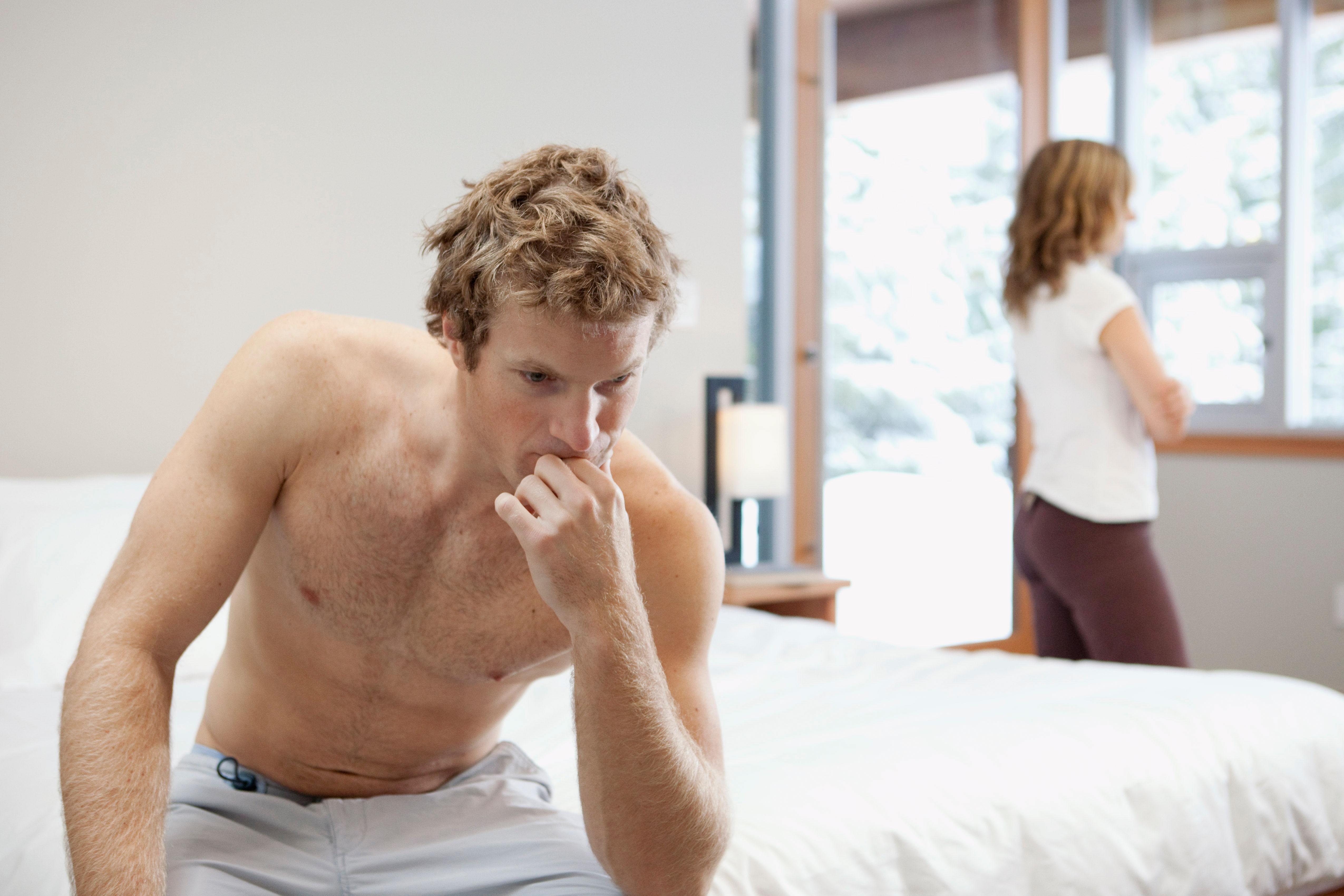 Продукты питания и препараты для усиления мужской потенции