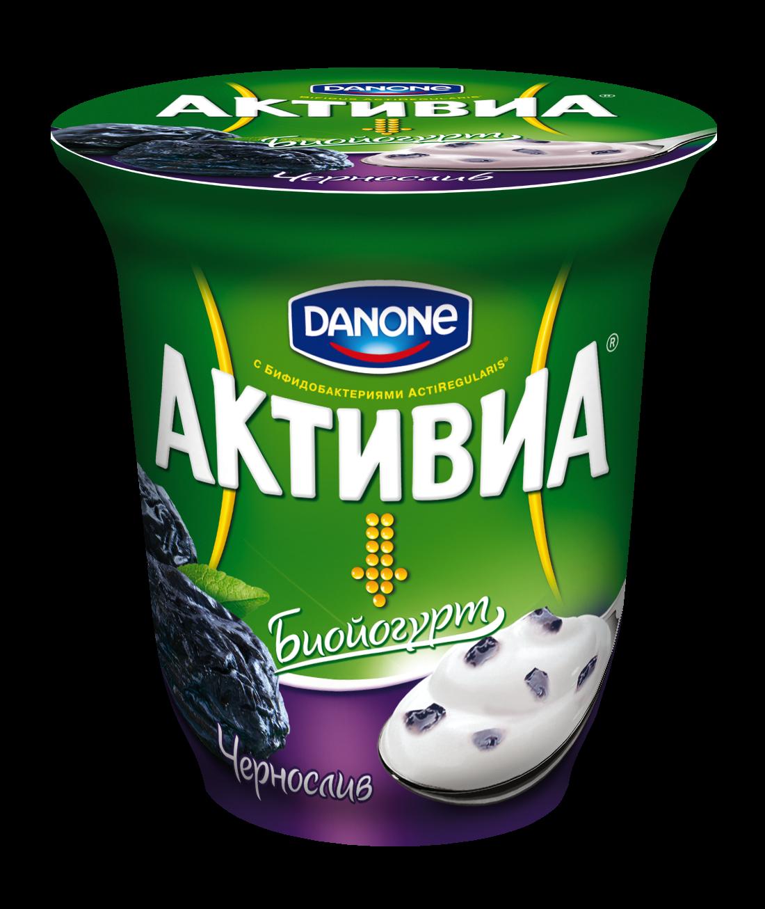Йогурт - ценный молочный продукт