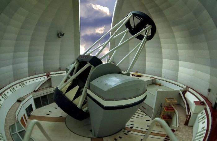 Телескопы википедия