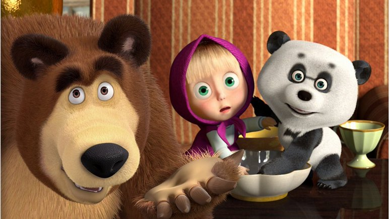 Стало известно, где родители маши из мультфильма «маша и медведь»