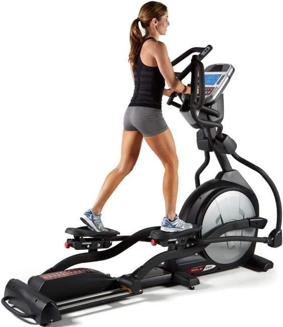 Как заниматься на эллиптическом тренажере, чтобы похудеть программа тренировок на эллипсоиде для женщин и мужчин