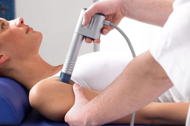 Ударно-волновая терапия, увт - медицинское оборудование для физиотерапии и реабилитации