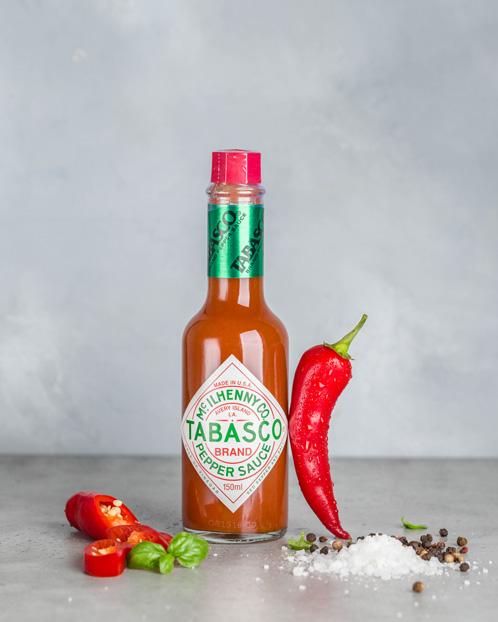Впечатляюще острый соус табаско – один из самых вкусных острых соусов на вашей кухне