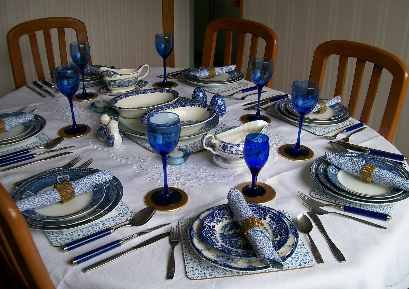 Красивая и правильная сервировка праздничного стола + 165 фото