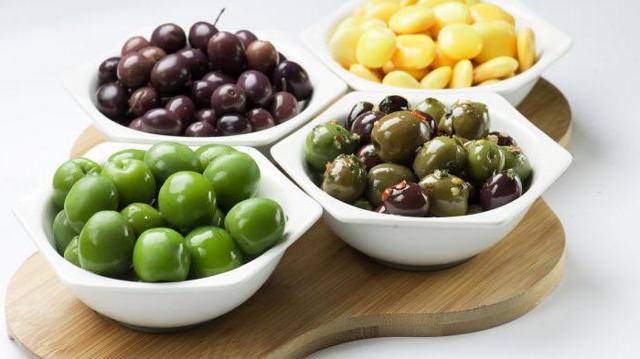 Оливки или маслины — в чём разница и польза?