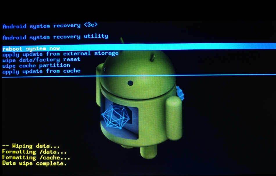 How to wipe cache partition and clear data on android | makeuseof