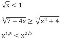 Примеры решения иррациональных уравнений | подготовка к егэ по математике