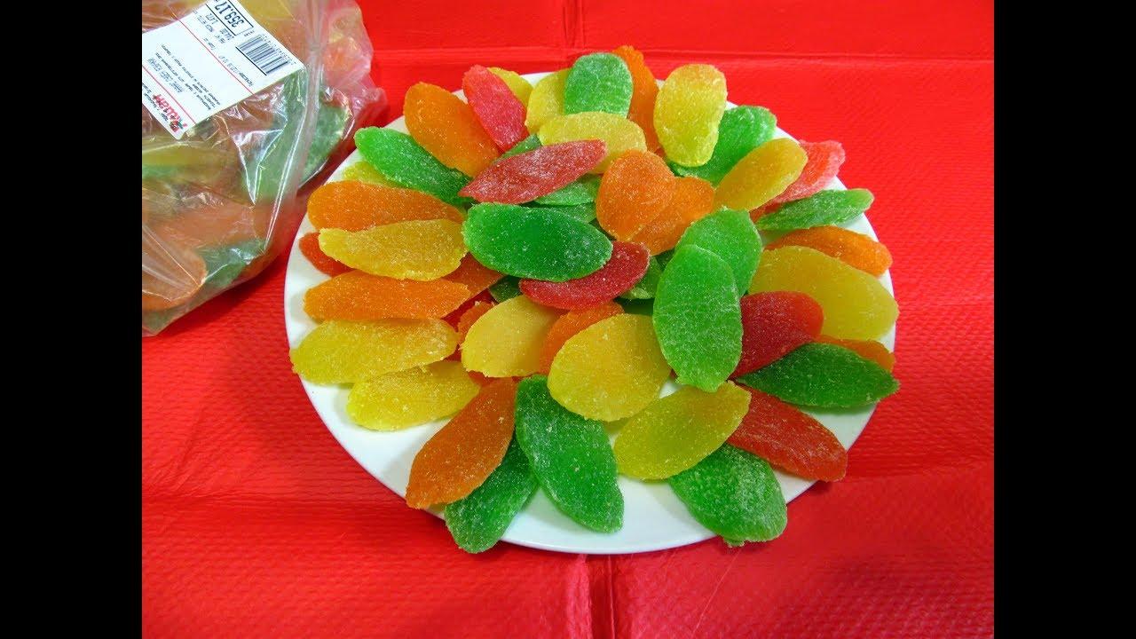 Польза и вред цукатов из фруктов, ягод и овощей для здоровья человека