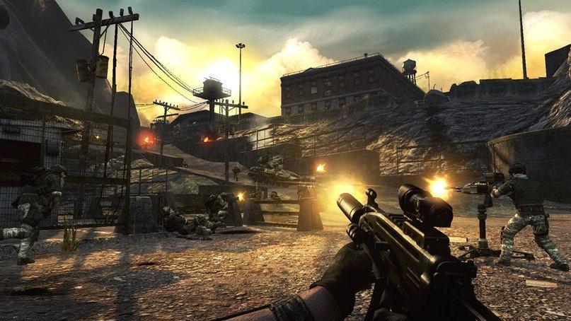 Шутер - shooter game