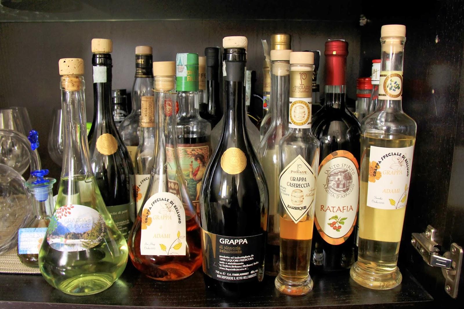 Граппа: что это, отличия от чачи, классификация, как правильно пить?