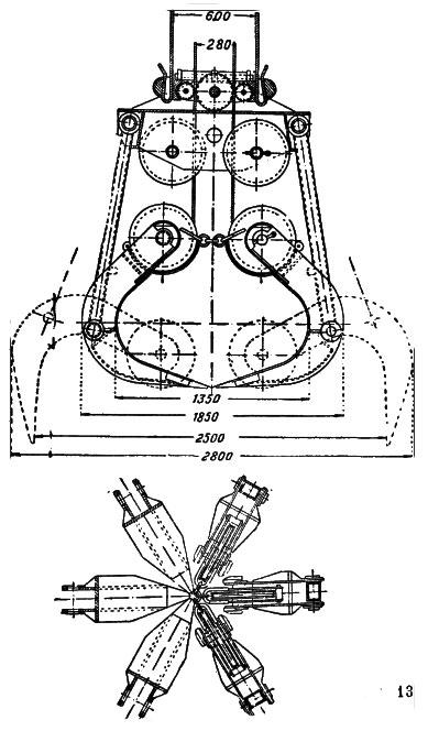 Грейферный ковш — википедия переиздание // wiki 2