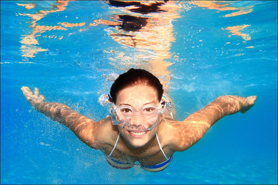 Стили плавания