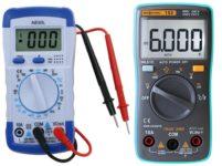Тестер электрический: виды, характеристики, устройство и лучшие модели, принцип работы
