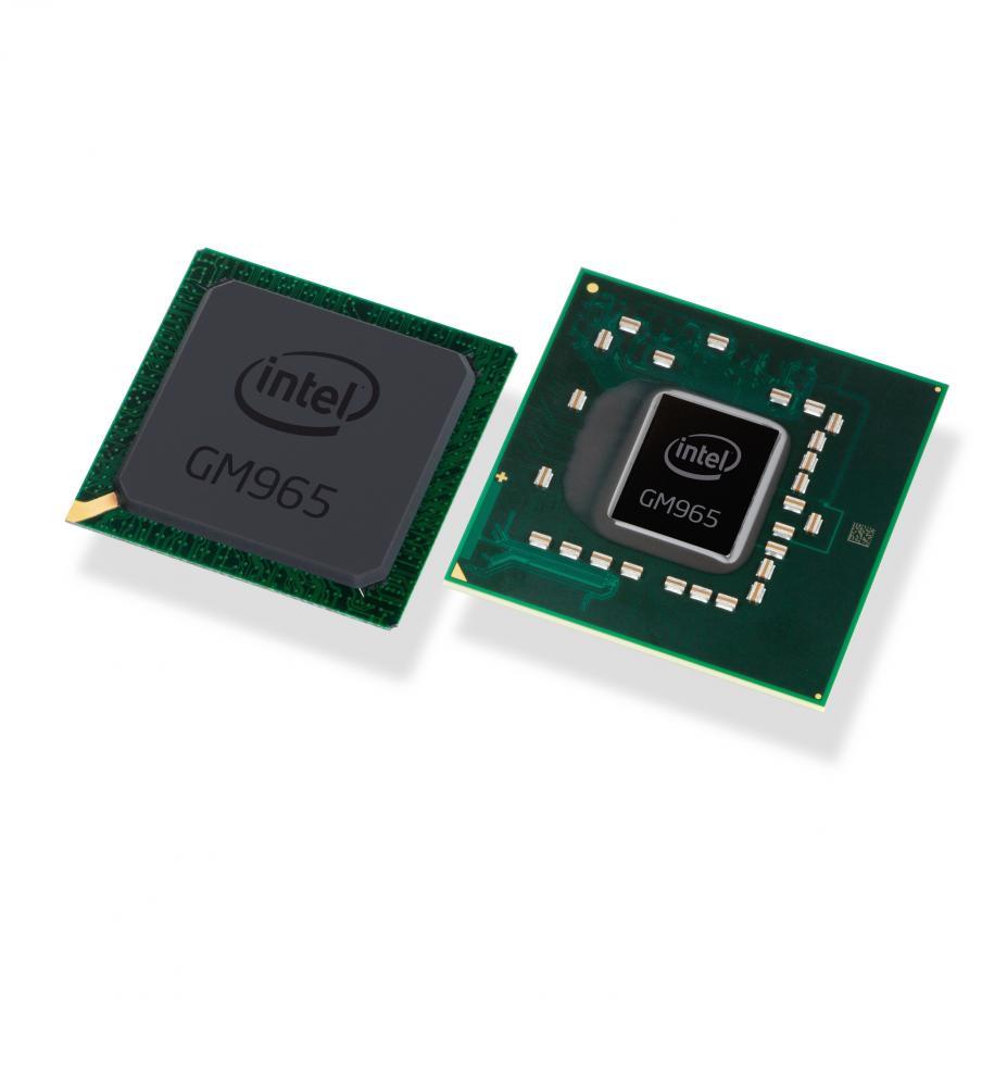 Список чипсетов intel