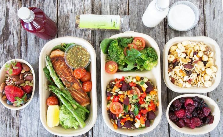 Правильное питание для новичков: 7 примеров меню