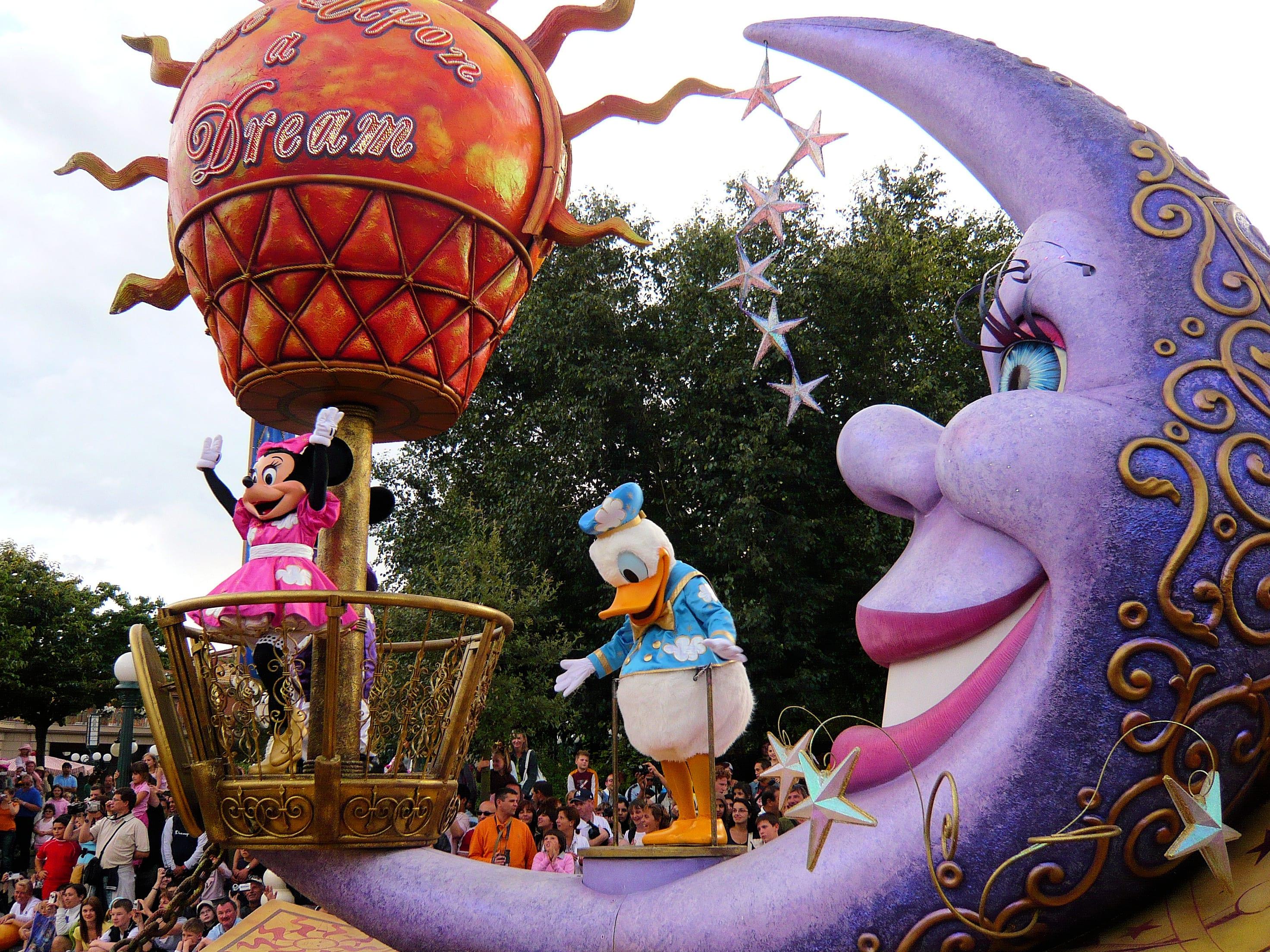Диснейленд сша цены ???? в каком городе америки лучше посетить парк диснея - webcactus.ru