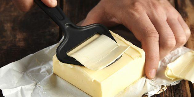 Чем отличается маргарин от сливочного масла