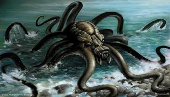 Kraken (кракен)