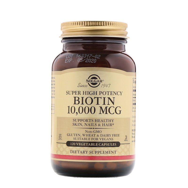 Витамин в7 (биотин) – свойства и биологическая роль