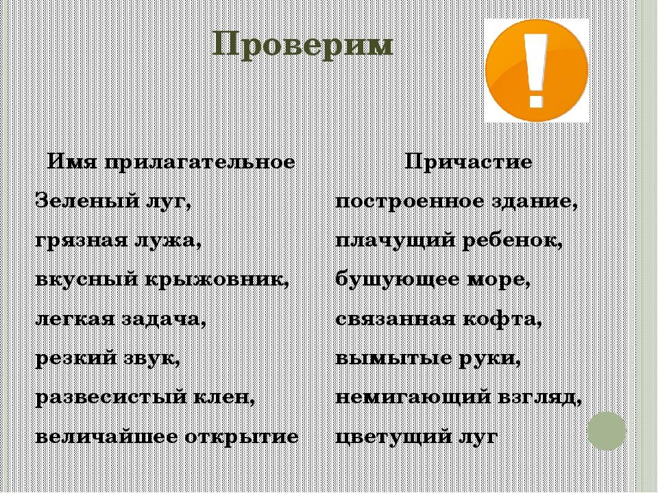 Действительные и страдательные причастия. образование причастий | русский язык