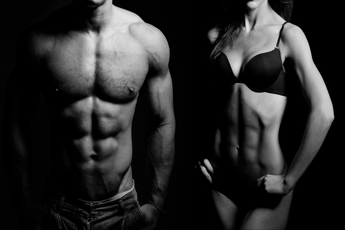 Супер эффективная сушка тела для девушек: комплекс питания и тренировок