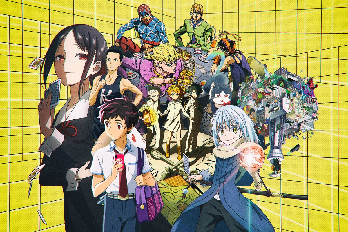 Аниме ongoing от анидаб самые свежие серии аниме.