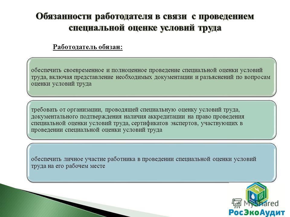 Методика проведения соут в 2020 году: пошаговая инструкция дляспециалиста поохране труда