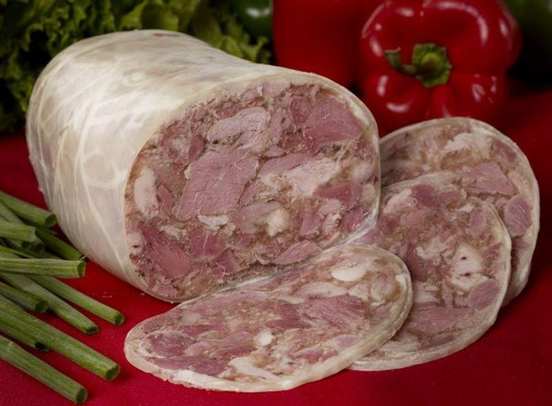 Что можно приготовить из свиного калтыка