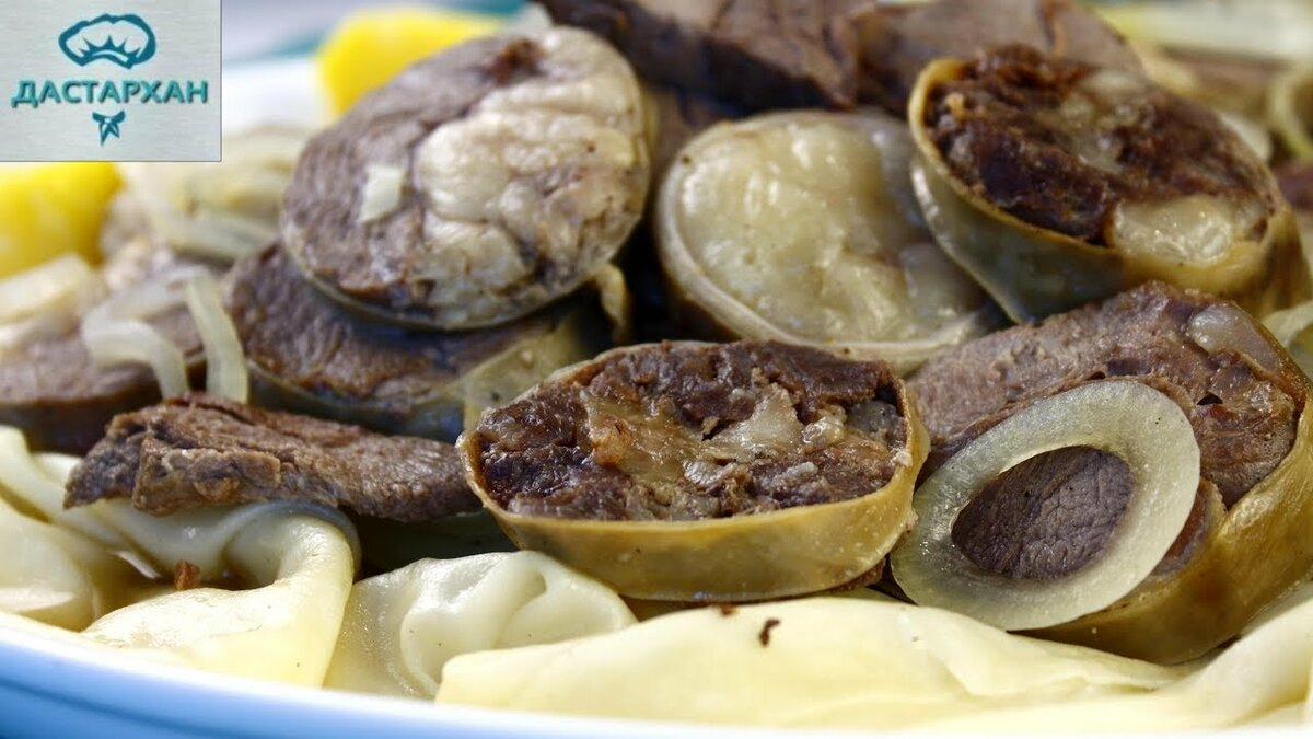 Шужук и казы: как готовить колбасу из конины по-казахски