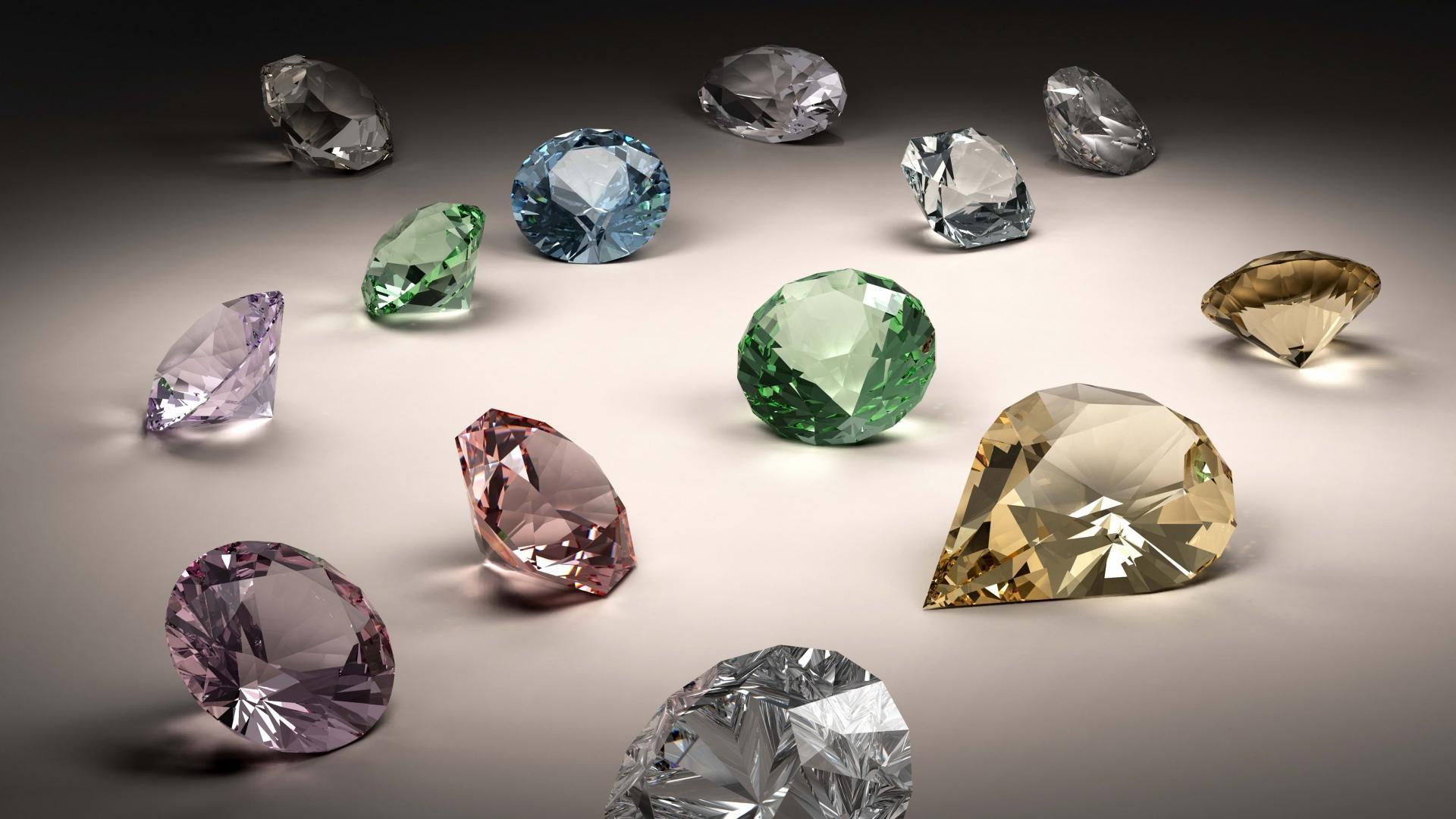 Камень фианит: лечебные и магические свойства :: syl.ru