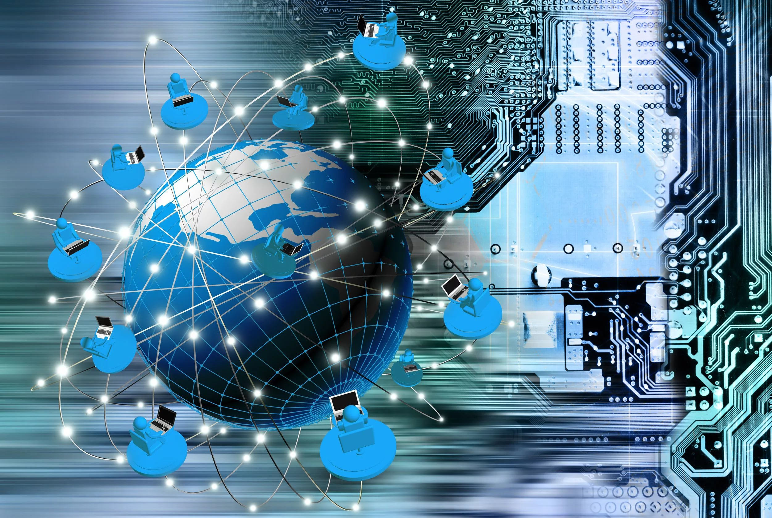 Что такое интернет-технологии и коммуникации