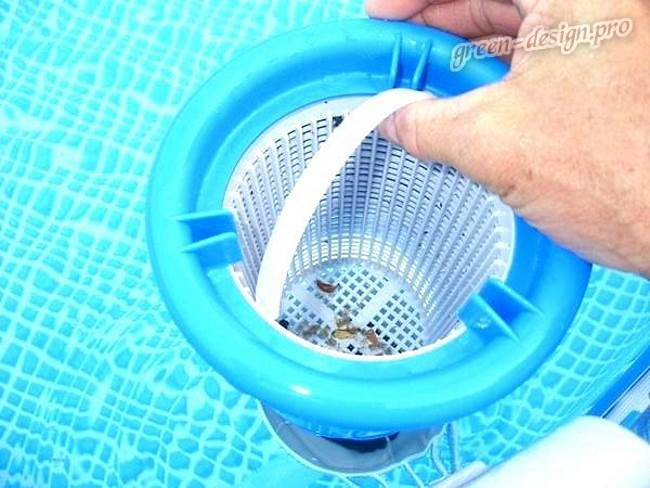Скиммер для бассейна: что это за устройство такое, какие конструкции бывают, как их установить