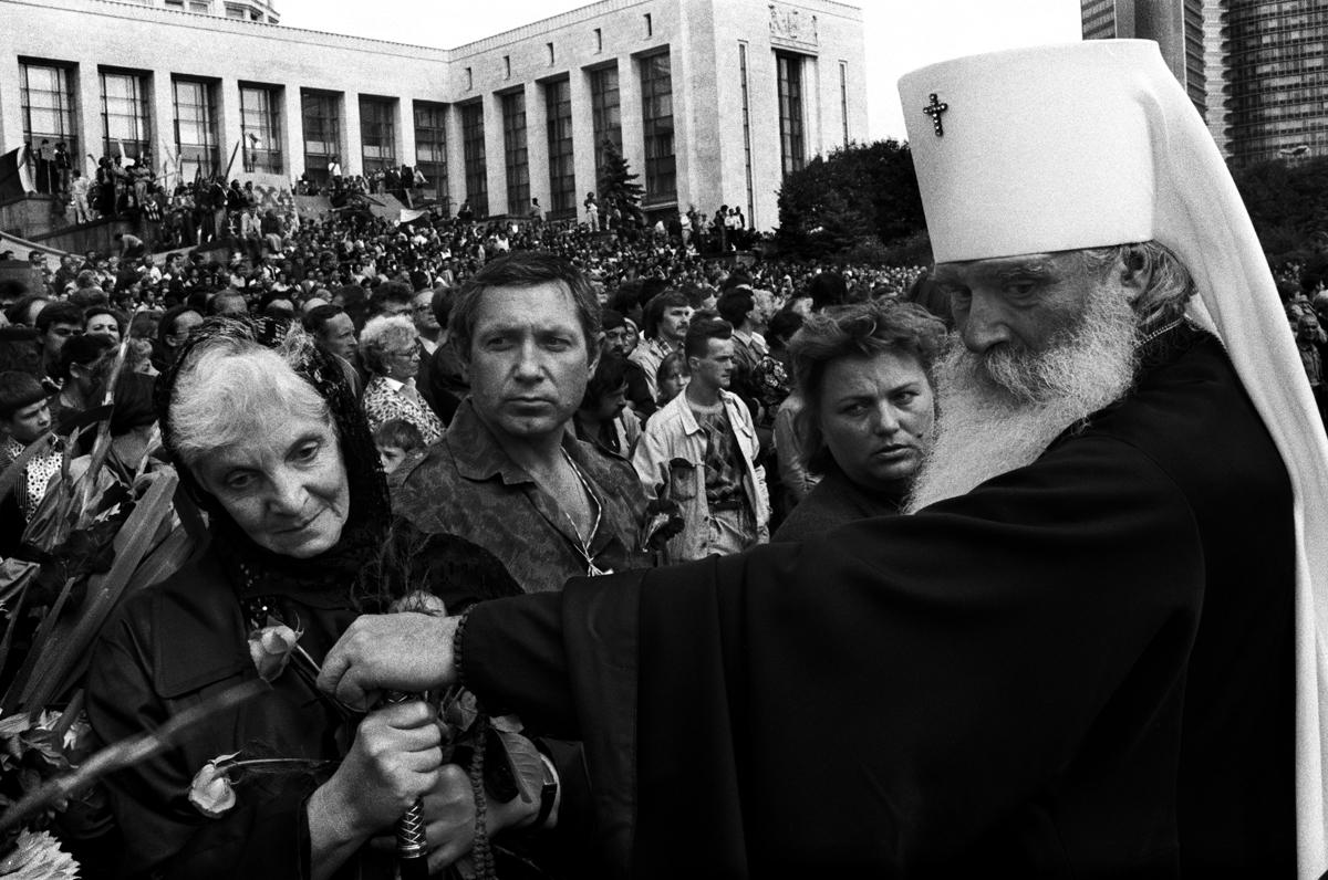 Три дня на гибель империи, или был ли путч? (к годовщине событий 19 августа 1991 года) — история россии