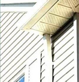 Софиты для крыши: разновидности, устройство и монтаж, цены
