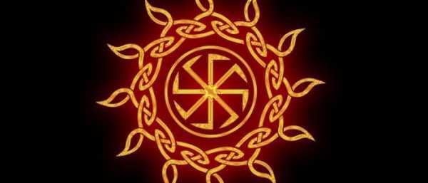 Коловрат - символ и оберег