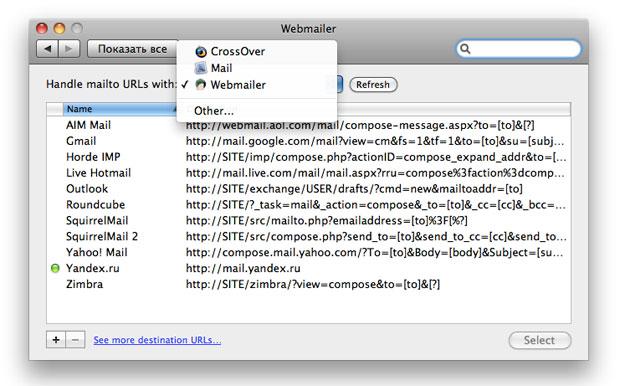 Ссылка mailto с телом html