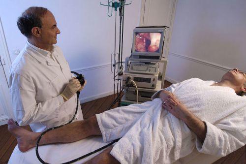 Подготовка и проведение колоноскопии через стому: колостому, илеостому