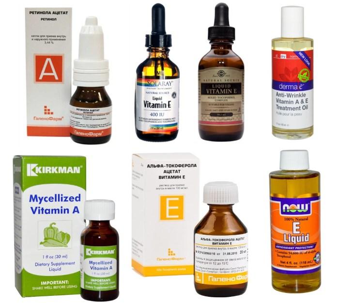 Витамин а в уходе: семейство ретиноидов