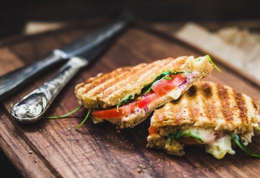 Панини-итальянский сэндвич