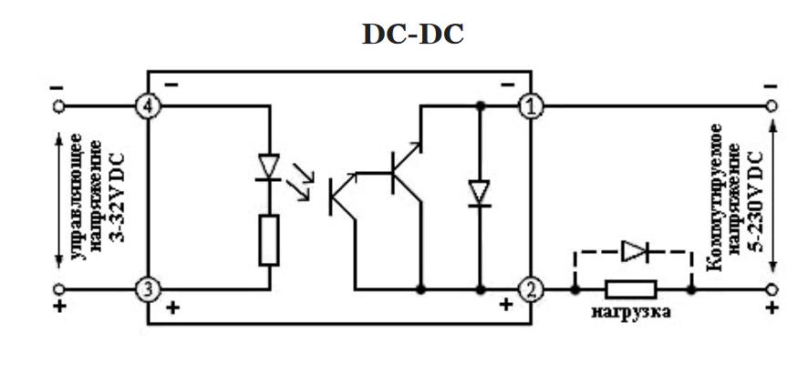 Твердотельное реле: схема подключения, устройство, характеристики и управление