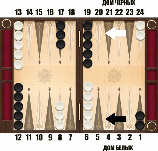 Разновидности нардов: кроме длинных и коротких, существует множество других вариантов игры