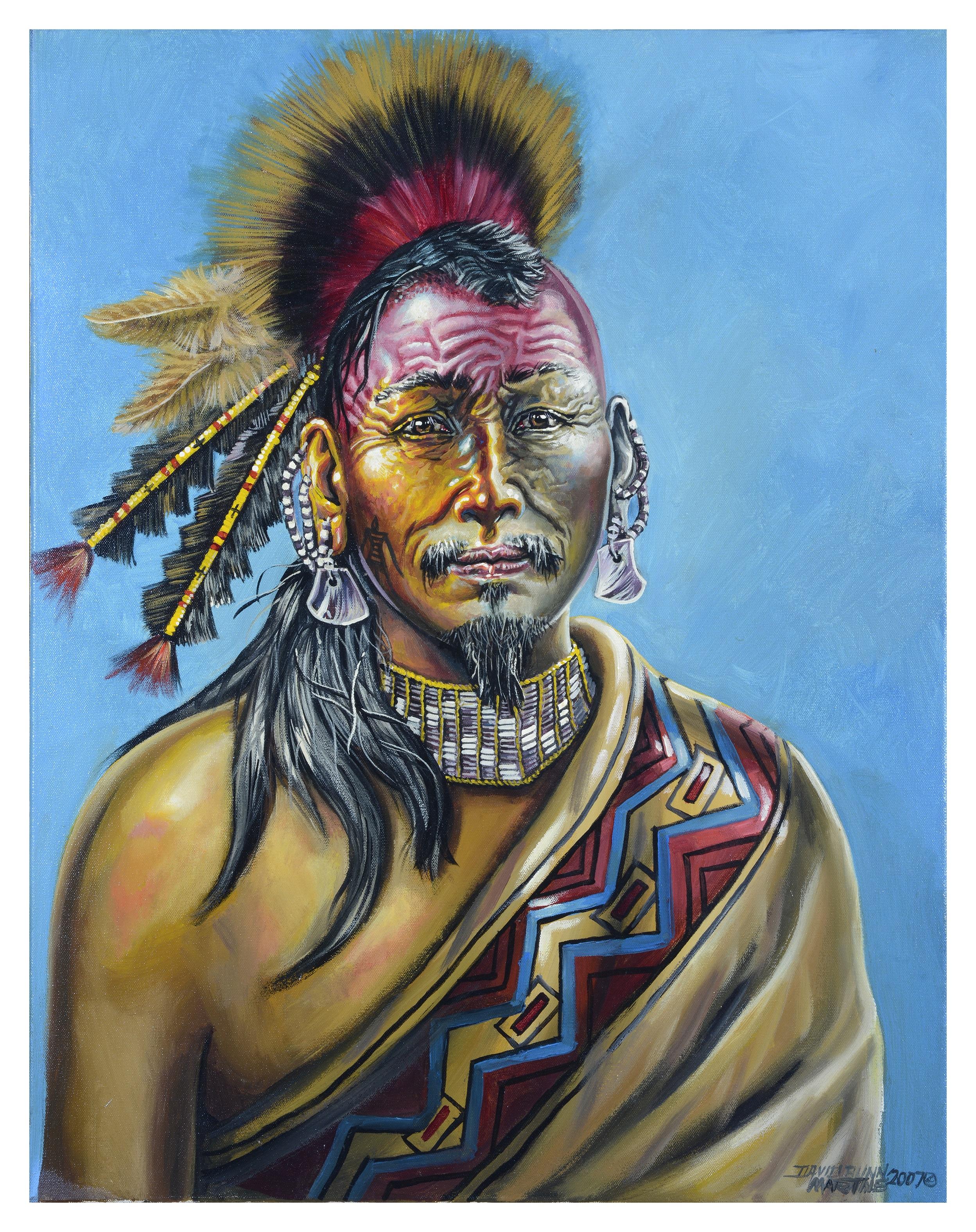Мужская стрижка ирокез - модный тренд, 12 фото