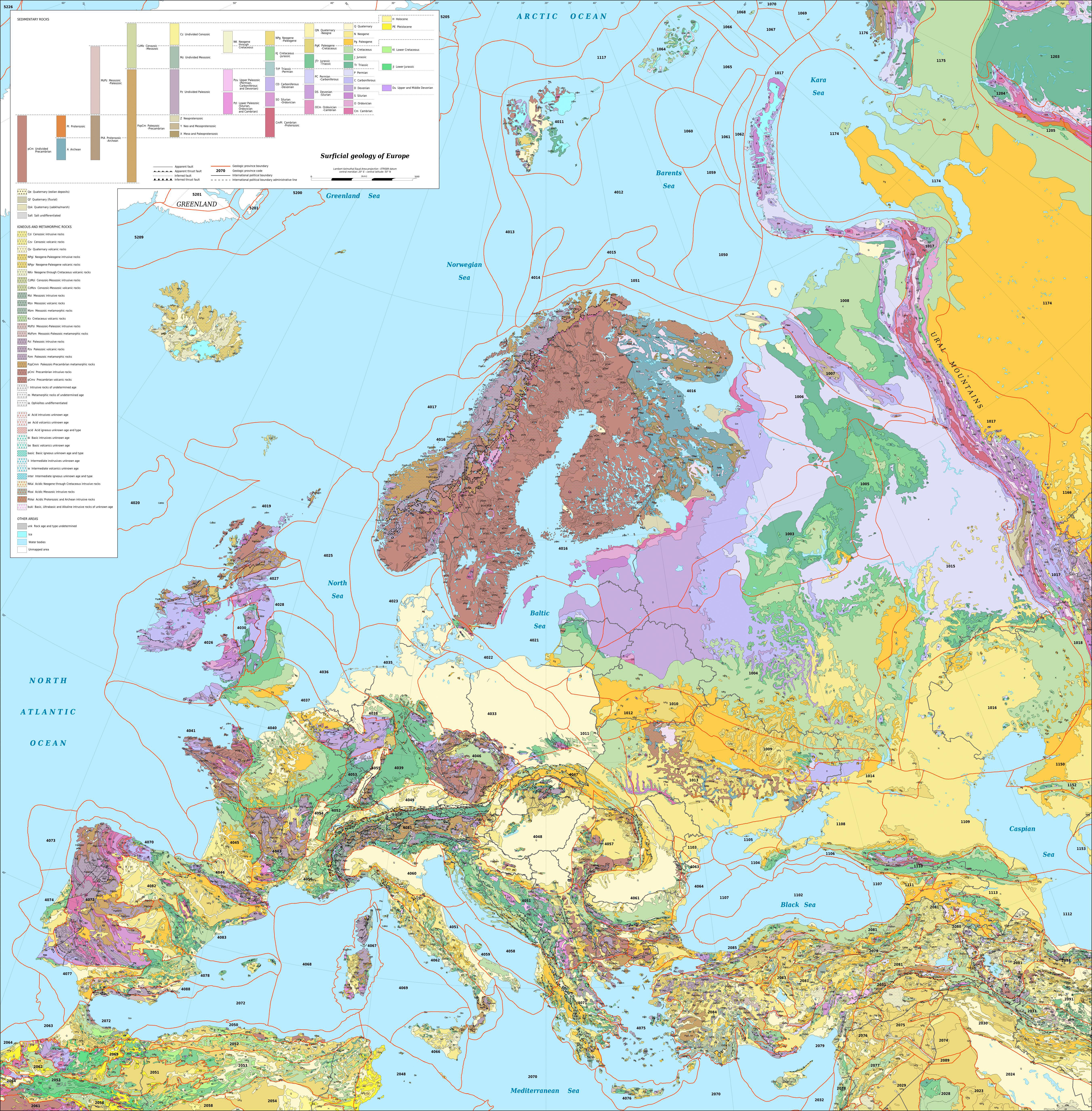 Платформа в географии – это... структура платформ, их виды и стадии развития
